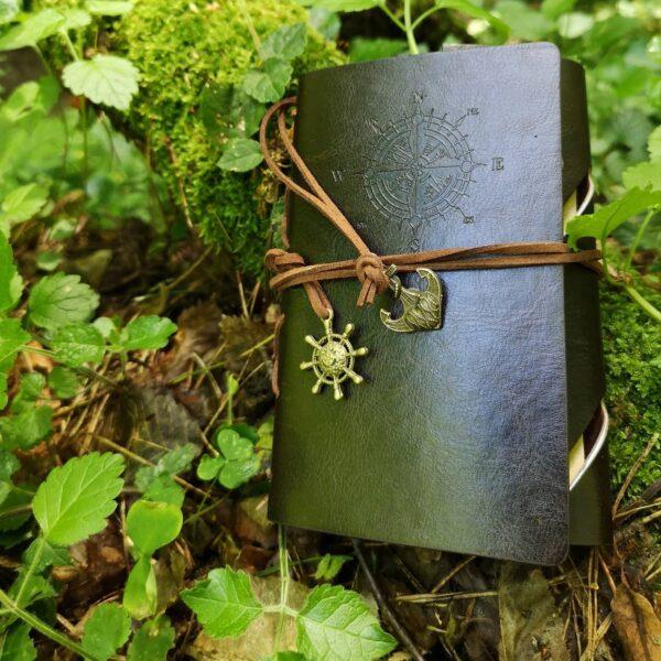 notatnik w podróży segregator pomysł na prezent