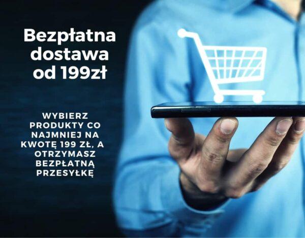 przesyłka gratis 199 mobile